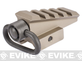 Element Pyramid Angled Rail Adapter (Color: Tan)
