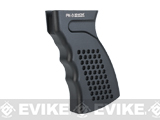 Asura CNC Aluminum RK-3 Pistol Grip for AK Airsoft GBB Rifles (WE, KWA)