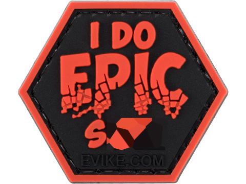 Operator Profile PVC Hex Patch Catchphrase Series 6 (Style: Epic)