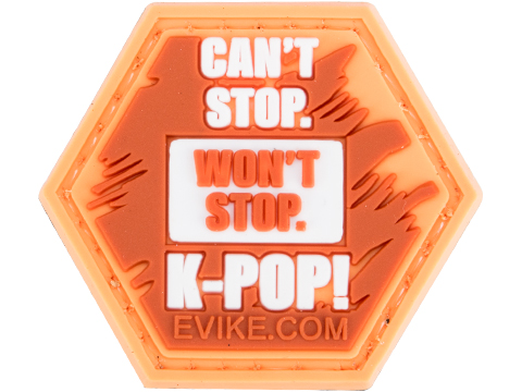Operator Profile PVC Hex Patch Pop Culture Series 5 (Style: K-POP!)