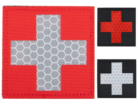 Matrix Reflective Medic Patch w/ Nylon Bordering