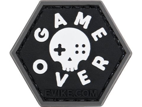 Operator Profile PVC Hex Patch Gamer Series 5 (Style: Game Over)