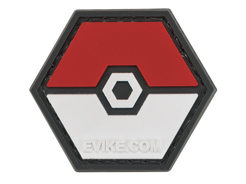 Operator Profile PVC Hex Patch Gamer Series (Style: Pocket Ball)
