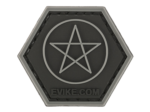 Operator Profile PVC Hex Patch  World Religion Series (Class: Paganism)