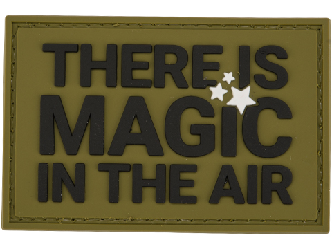 Evike.com PVC 2 x 3 Morale Patch - Magic in the Air
