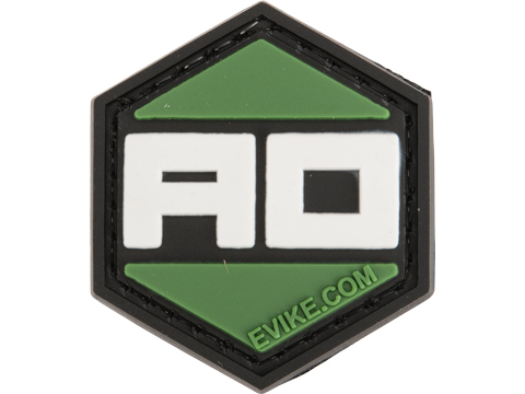 Operator Profile PVC Hex Patch Industry Series 1 (Style: Airsoft Obsessed)