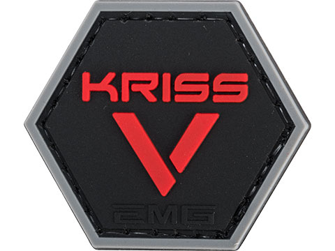 Operator Profile PVC Hex Patch Industry Series 2 (Style: KRISS V)