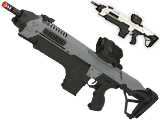 Bone Yard - CSI S.T.A.R. XR-5 FG-1508 Advanced Battle Rifle (Store Display, Non-Working Or Refurbished Models)