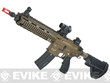 H&K Licensed Limited Edition HK416D CQB Elite Full Metal Airsoft AEG Rifle by VFC / Elite Force - Bronze