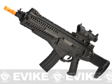 Beretta ARX160 Competition CQB Airsoft AEG by UMAREX (Color: Black)