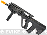 ASG Steyr Licensed AUG A3 Lipo Ready Gearbox Airsoft AEG Rifle (Color: Black)