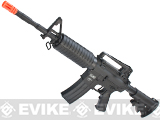 U.S. Army Licensed M4 Carbine Metal Gearbox Airsoft AEG Rifle by SRC