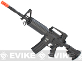 U.S. Army DCM4A1FM Airsoft AEG Rifle by SRC / Crosman w/ Lipo Ready metal gearbox