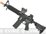 G&P KeyMod M4 SBR AEG with Monolithic Upper - Black