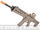 Magpul Licensed Masada Adaptive Combat Weapon System Airsoft AEG Rifle by A&K - Dark Earth