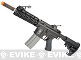 APS Full Metal M4 S. Armatus Custom Airsoft AEG EBB Rifle w/ LE Stock