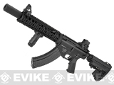 BOLT Airsoft BR-47 CQB Full Metal EBB Airsoft AEG Rifle - Black