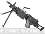 z Classic Army M249 Para Airsoft AEG Machine Gun
