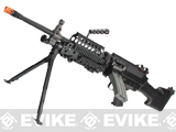 FN M249 MkII Airsoft AEG Machine Gun by Classic Army