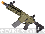 Classic Army Full Metal LWRC PSD Airsoft Blowback AEG Rifle - (Dark Bronze)