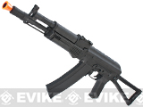 (AIRSOFTCON EPIC DEAL) AK74 AK105 Full Metal Airsoft AEG Rifle w/ Steel Folding Stock & Lipo Ready Gearbox (Package: Gun Only)
