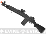 CYMA M14 Socom 16 Full Size Airsoft AEG Rifle - Black
