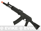 CYMA Sport AK105 Airsoft AEG Rifles with Side Folding Polymer Stock (Package: Gun Only)