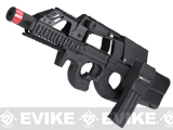 Bone Yard - Custom Terminator Custom Full Size Airsoft AEG w/ Box Mag & RIS (Store Display, Non-Working Or Refurbished Models)