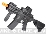 "Echo1 TROY MRF-S 4"" RIS M4 Airsoft AEG Rifle"