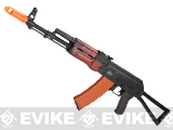 Bone Yard - Echo1 Red Star Wolverine Full Metal / Real Wood / Blowback AK74 Airsoft AEG (Store Display, Non-Working Or Refurbished Models)