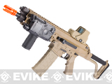 Echo1 Fully Licensed Robinson Armament XCR Airsoft AEG Rifle - (Tan)