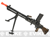 Echo1 Full Metal ZB-30 Airsoft AEG Machine Gun w/ Folding Bipod