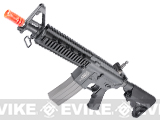 Elite Force M4 CQB Airsoft AEG Rifle by ARES - (Black)