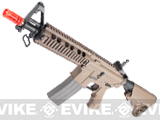 Elite Force M4 CQB Airsoft AEG Rifle by ARES - (Dark Earth)