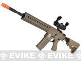 G&G CM16 R8-L Airsoft AEG Rifle Combo Package w/ Scope (Package: Tan / Gun Only)