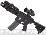 Evike Custom Class I G&G TANK M4 Airsoft AEG Rifle - Black