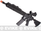 Evike Custom Class I G&G M4 Airsoft AEG Rifle - Daniel Defense 12 Black