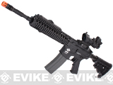 Evike Custom Class I G&G M4 Airsoft AEG Rifle - Daniel Defense 9 Black