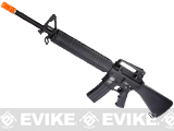G&P M16A3 Full Size Airsoft AEG Rifle - Black (Package: Gun Only)
