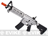 G&P High Performance M4 Full Metal Silver Bullet Custom Airsoft PTR AEG