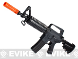 G&P Colt Licensed Full Metal XM177E2 High Performance Airsoft AEG Rifle