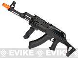 G&P Contractor AK47 Airsoft AEG Rifle with Folding Stock