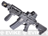Evike Custom Class I G&P M4 Metal Airsoft AEG Rifle - TANK (Package: Black / Gun Only)