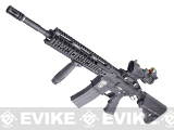 Evike Custom G&P M4 Full Metal Airsoft AEG Rifle - Noveske 10""