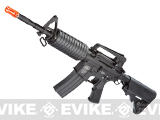 G&P M4 Carbine Airsoft AEG Rifle w/ Crane Stock - Black (Package: Gun Only)