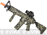 G&P M4 AOR-2 Jungle Warfare Special Edition CQB-R Full Metal Airsoft AEG Rifle