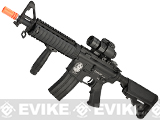 G&P M4 CQB-R Widow Maker Airsoft AEG Rifle - Black