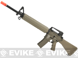 G&P M16A3 Full Size Airsoft AEG Rifle - Desert (Package: Gun Only)