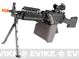 G&P New Generation Steel Receiver Full Metal Mk46 SAW MOD 0 Airsoft AEG Machine Gun