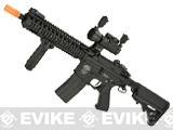 G&P Custom Defender M4 SBR Airsoft AEG Rifle - Black